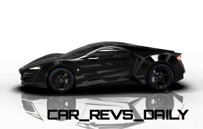 CarRevsDaily Supercars - 2014 W Motors Lykan Hypersport Colors 27