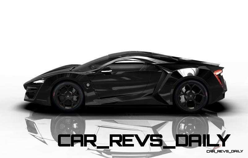 CarRevsDaily Supercars - 2014 W Motors Lykan Hypersport Colors 28