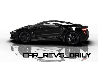 CarRevsDaily Supercars - 2014 W Motors Lykan Hypersport Colors 29