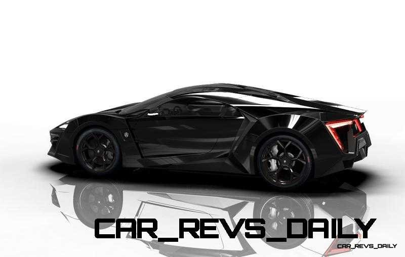 CarRevsDaily Supercars - 2014 W Motors Lykan Hypersport Colors 30