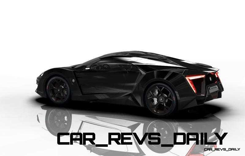 CarRevsDaily Supercars - 2014 W Motors Lykan Hypersport Colors 31