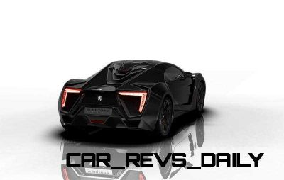CarRevsDaily Supercars - 2014 W Motors Lykan Hypersport Colors 3