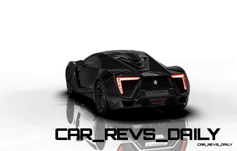 CarRevsDaily Supercars - 2014 W Motors Lykan Hypersport Colors 35
