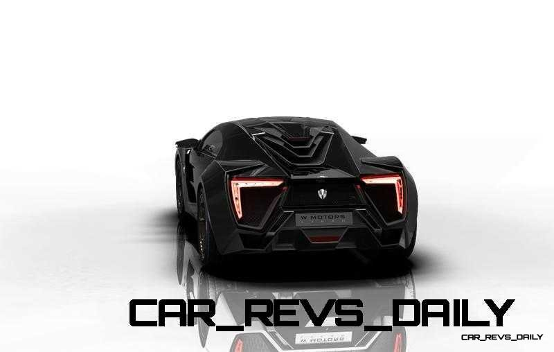 CarRevsDaily Supercars - 2014 W Motors Lykan Hypersport Colors 36