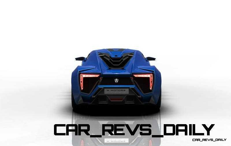 CarRevsDaily Supercars - 2014 W Motors Lykan Hypersport Colors 37