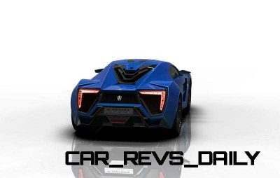 CarRevsDaily Supercars - 2014 W Motors Lykan Hypersport Colors 38