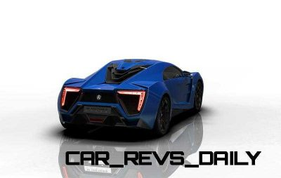 CarRevsDaily Supercars - 2014 W Motors Lykan Hypersport Colors 39
