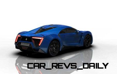 CarRevsDaily Supercars - 2014 W Motors Lykan Hypersport Colors 41