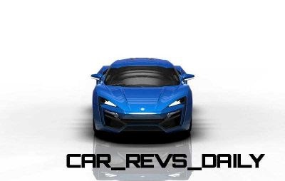 CarRevsDaily Supercars - 2014 W Motors Lykan Hypersport Colors 55
