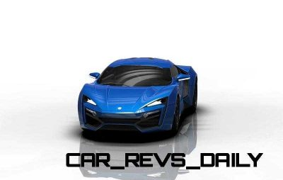 CarRevsDaily Supercars - 2014 W Motors Lykan Hypersport Colors 56