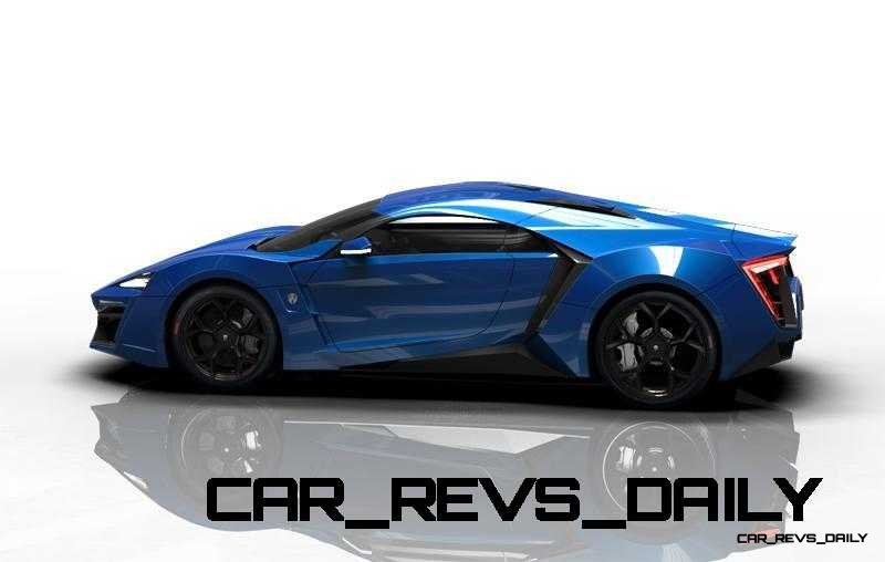 CarRevsDaily Supercars - 2014 W Motors Lykan Hypersport Colors 65
