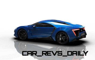 CarRevsDaily Supercars - 2014 W Motors Lykan Hypersport Colors 67
