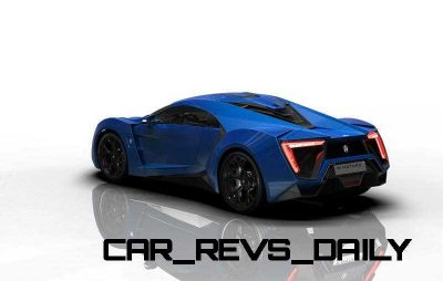 CarRevsDaily Supercars - 2014 W Motors Lykan Hypersport Colors 69