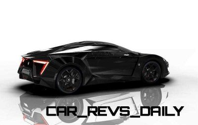 CarRevsDaily Supercars - 2014 W Motors Lykan Hypersport Colors 7