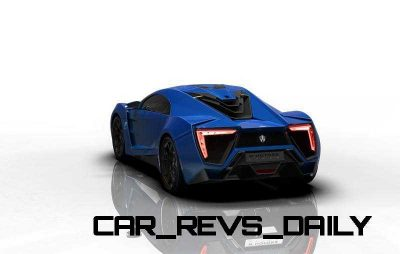 CarRevsDaily Supercars - 2014 W Motors Lykan Hypersport Colors 71
