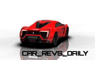 CarRevsDaily Supercars - 2014 W Motors Lykan Hypersport Colors 75