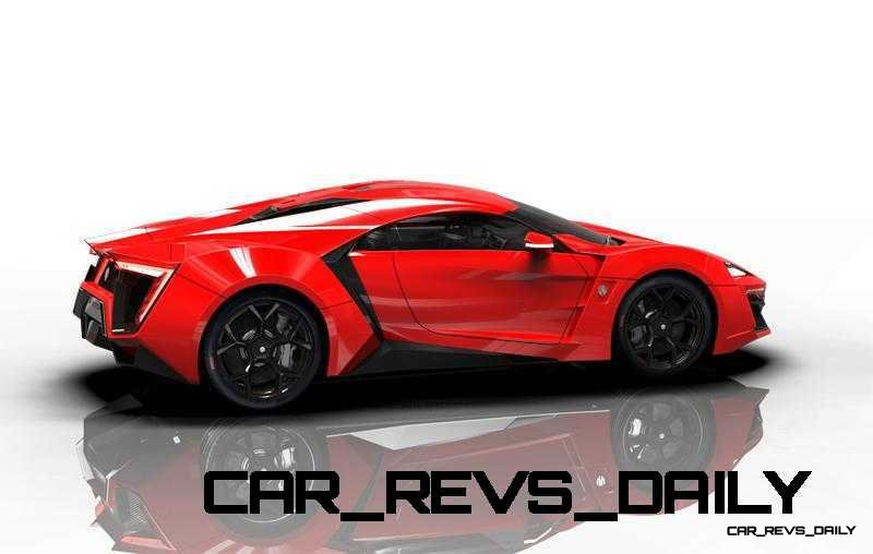 CarRevsDaily Supercars - 2014 W Motors Lykan Hypersport Colors 80