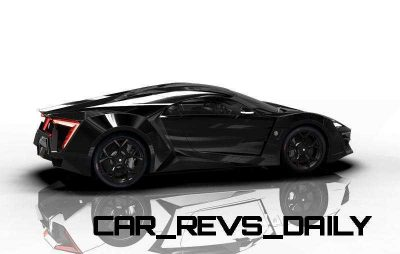 CarRevsDaily Supercars - 2014 W Motors Lykan Hypersport Colors 8