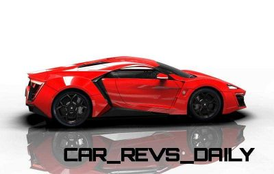 CarRevsDaily Supercars - 2014 W Motors Lykan Hypersport Colors 81