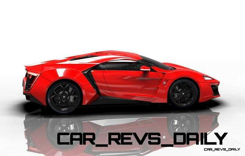 CarRevsDaily Supercars - 2014 W Motors Lykan Hypersport Colors 81