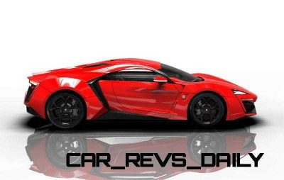 CarRevsDaily Supercars - 2014 W Motors Lykan Hypersport Colors 82