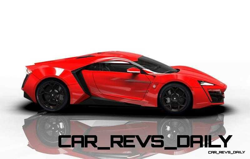 CarRevsDaily Supercars - 2014 W Motors Lykan Hypersport Colors 83
