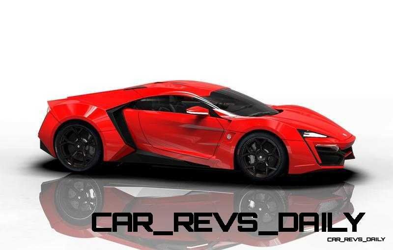 CarRevsDaily Supercars - 2014 W Motors Lykan Hypersport Colors 84