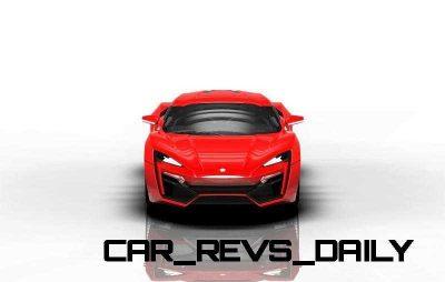 CarRevsDaily Supercars - 2014 W Motors Lykan Hypersport Colors 91