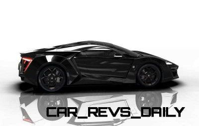 CarRevsDaily Supercars - 2014 W Motors Lykan Hypersport Colors 9
