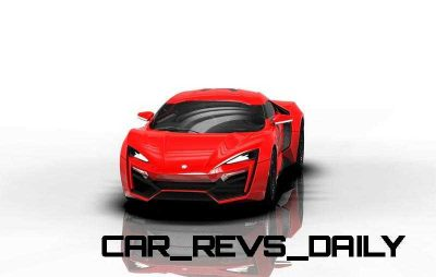 CarRevsDaily Supercars - 2014 W Motors Lykan Hypersport Colors 92
