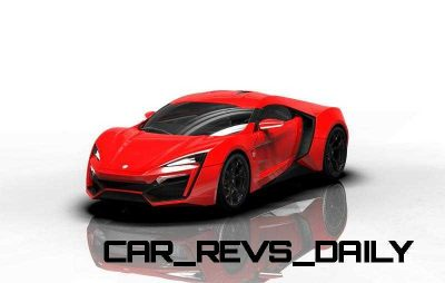 CarRevsDaily Supercars - 2014 W Motors Lykan Hypersport Colors 94
