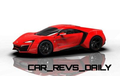 CarRevsDaily Supercars - 2014 W Motors Lykan Hypersport Colors 97