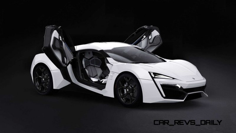 CarRevsDaily Supercars - Best of 2013 - W Motors Lykan HyperSport 17