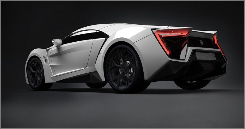 CarRevsDaily Supercars - Best of 2013 - W Motors Lykan HyperSport 20