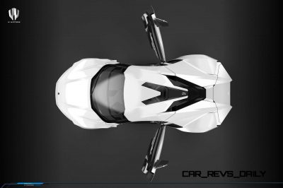 CarRevsDaily Supercars - Best of 2013 - W Motors Lykan HyperSport 28