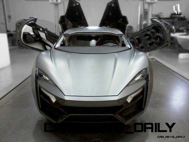CarRevsDaily Supercars - Best of 2013 - W Motors Lykan HyperSport 34