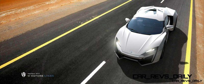 Lykan HyperSport 2013_White Edition Desert