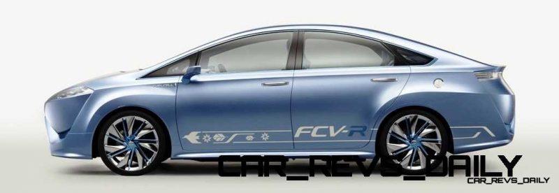 CarRevsDaily - Toyota FCV-R Concept 21