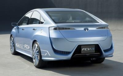 CarRevsDaily - Toyota FCV-R Concept 22