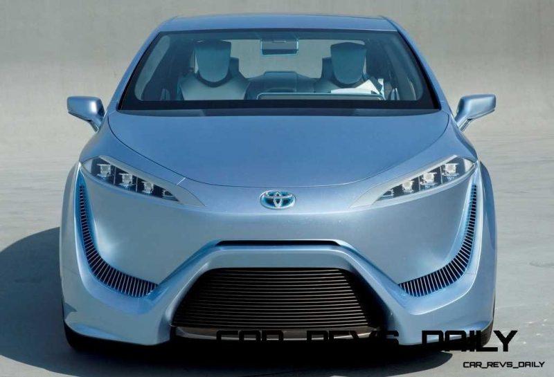 CarRevsDaily - Toyota FCV-R Concept 23
