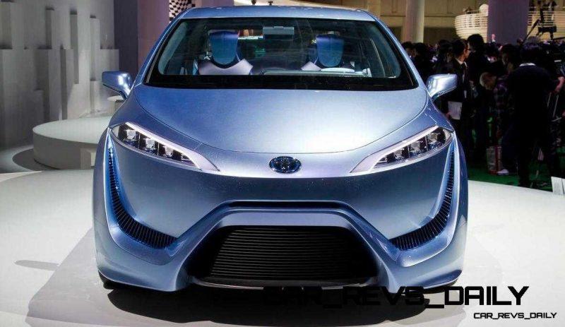 CarRevsDaily - Toyota FCV-R Concept 26