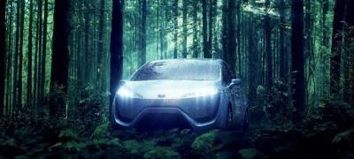 CarRevsDaily - Toyota FCV-R Concept 4