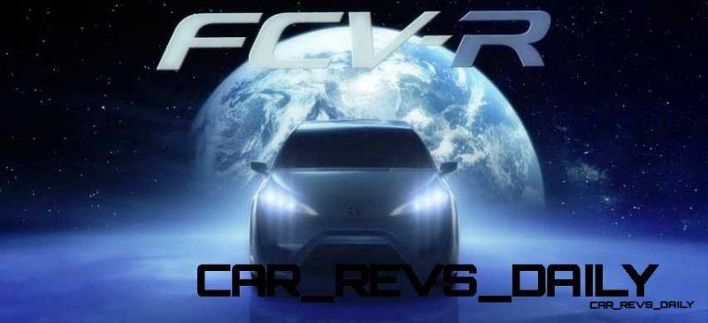 CarRevsDaily - Toyota FCV-R Concept 9