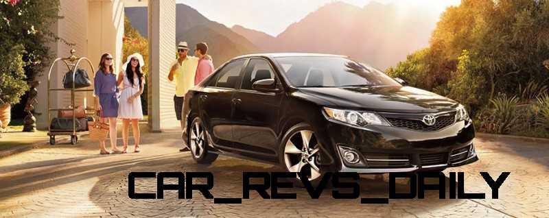 CarRevsDaily.com - 2014.5 Toyota Camry SE Buyers Guide 31
