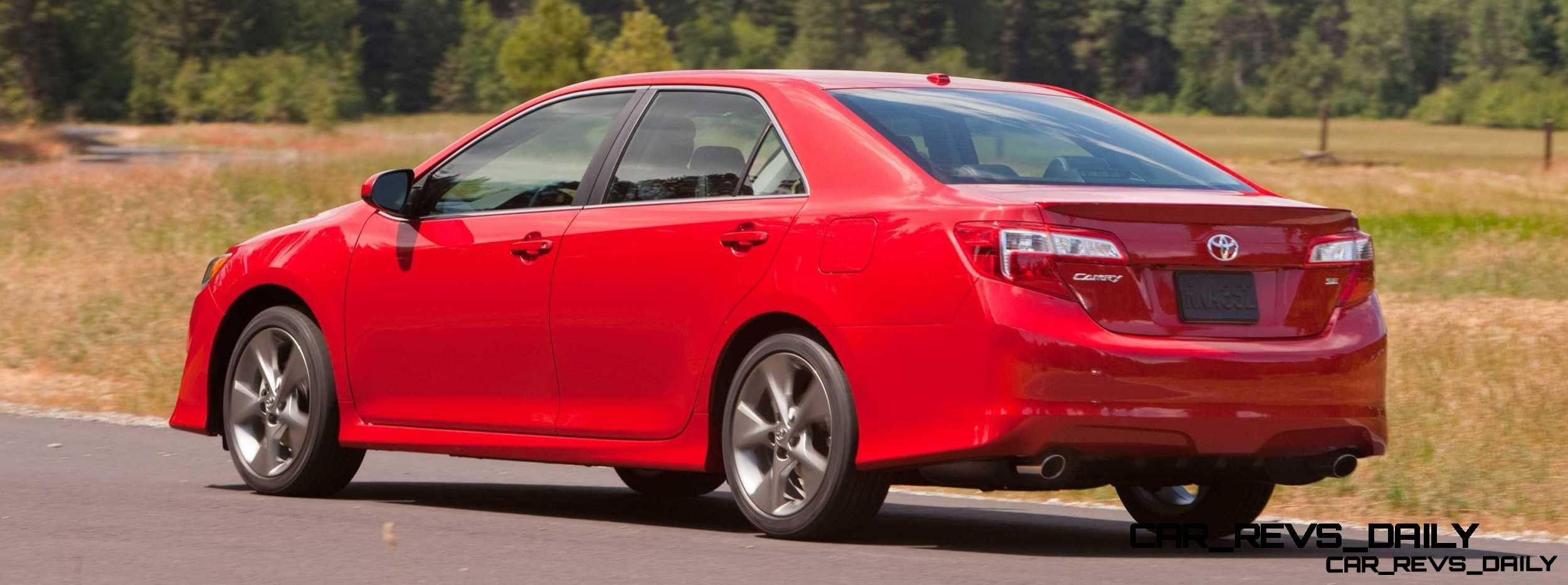 Difference Between Toyota Camry 2014 And 2015