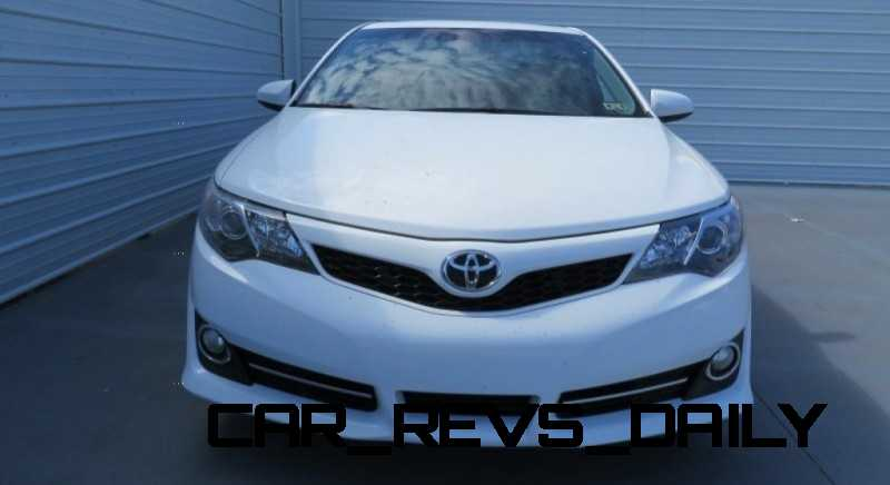 CarRevsDaily.com - 2014.5 Toyota Camry SE Buyers Guide 7