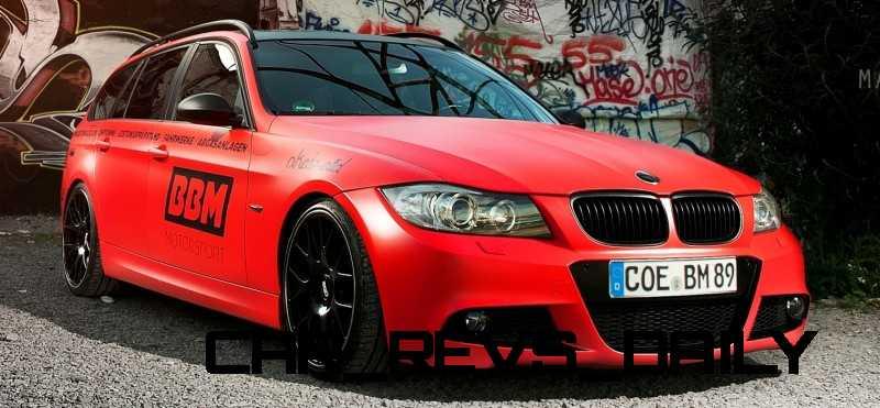 CarRevsDaily.com - BBM BMW 330 Dynojet Ausdruck 6