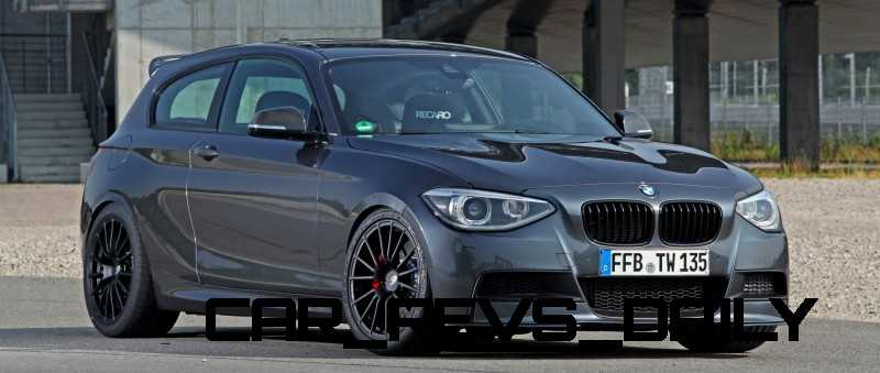 CarRevsDaily.com - BMW M135i by Tuningwerk 1