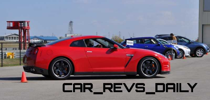 CarRevsDaily.com - First-Drive Photos - 2014 Nissan GT-R Black Edition8