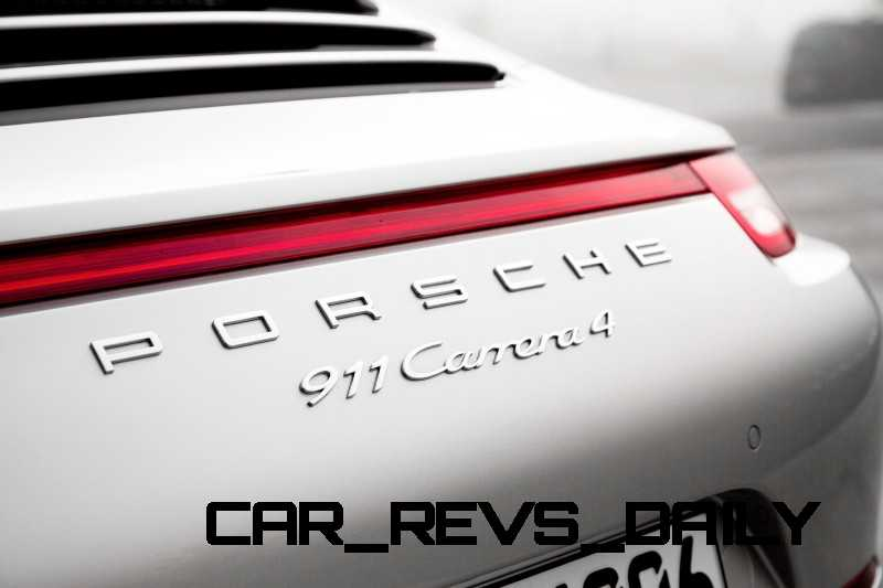 Carrera 4 Coupe - Silver _2_